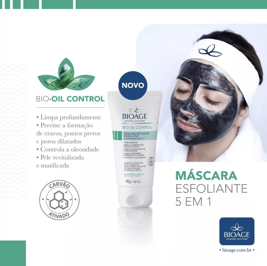 Máscara Esfoliante