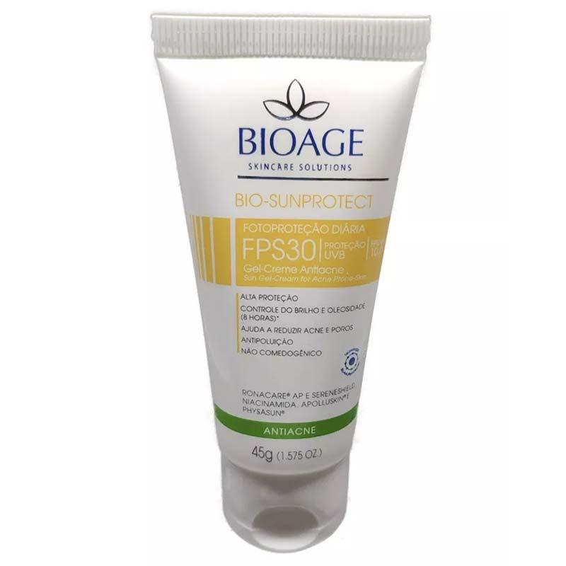 protetor anti acne