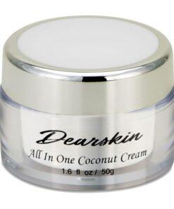 Hidratante de Óleo de Coco - All in One Coconut Clareador Dearskin