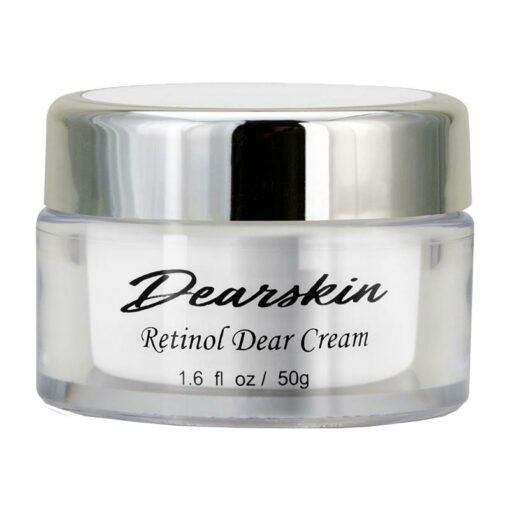 Retinol Dear Cream - Creme Retinol de Renovação Celular Dearskin 50g