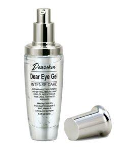 Dear Eye Gel - Gel para Área dos Olhos e Face Dearskin 50ml