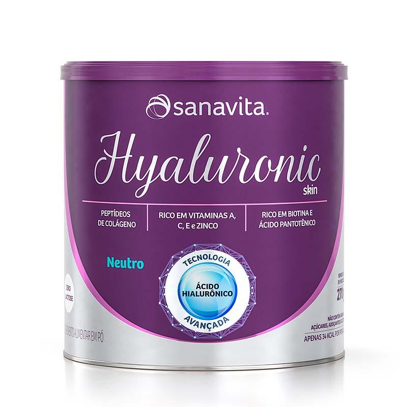 hyaluronic skin sanavitacolageno