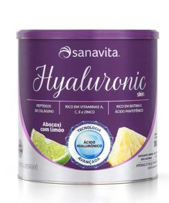 hyaluronic skin abacaxi com limão