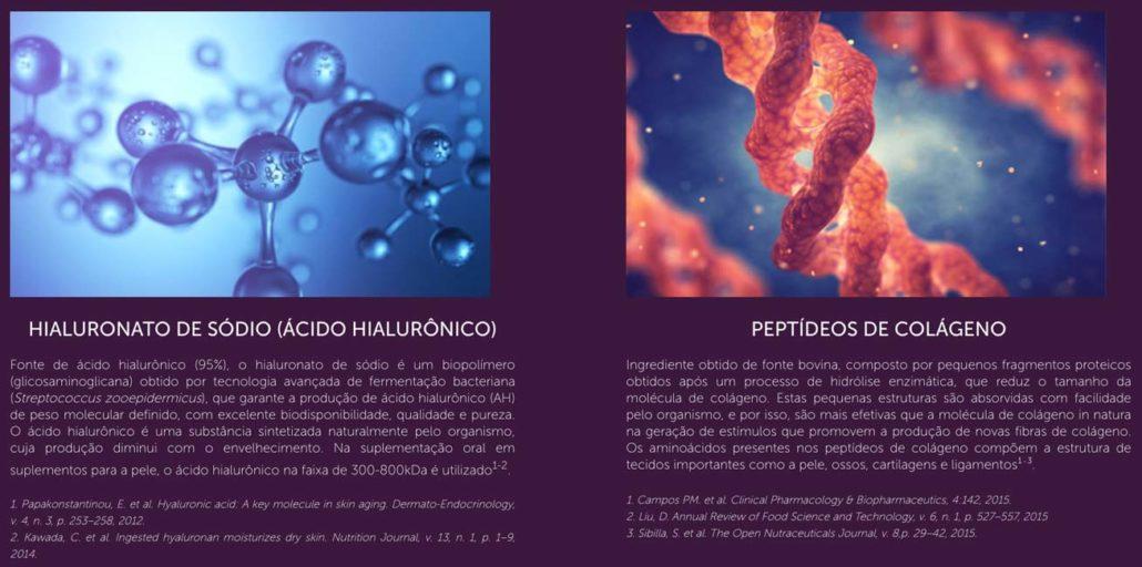 hyaluronic acido hyaluronico colageno