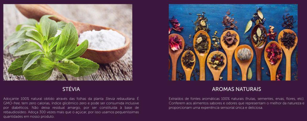 aromas stevia