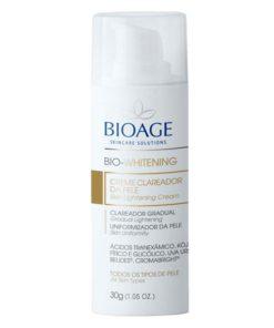 Bio Whitening Creme Clareador Bio Age 30g