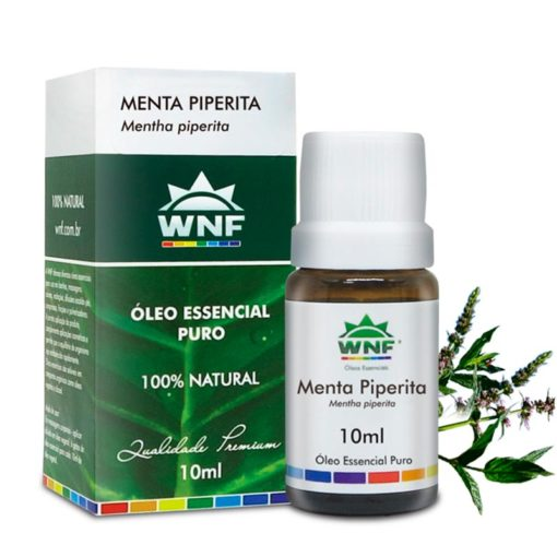 óleo essencial hortelã pimenta mentha piperita wnf