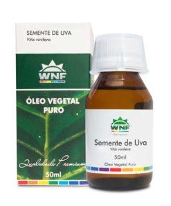 oleo de semente de uva oleo vegetal wnf