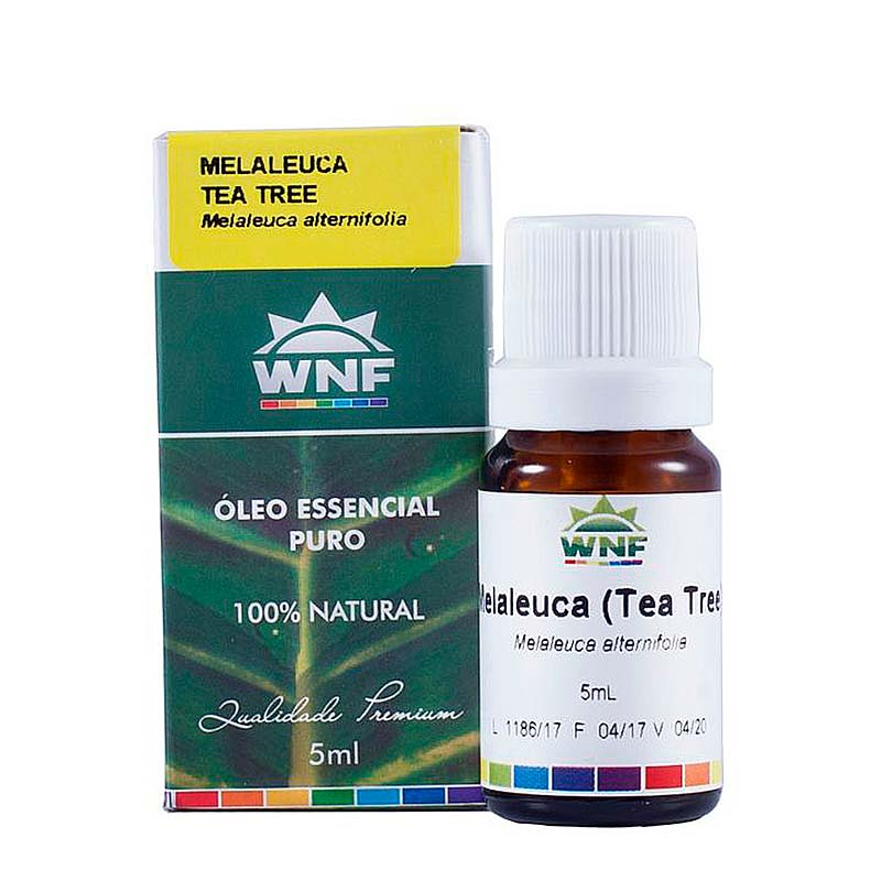 óleo essencial melaleuca tea tree