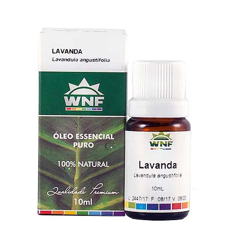 óleo essencial lavanda francesa wnf 10ml