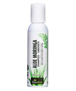 aloe moringa shampoo sabonete live aloe
