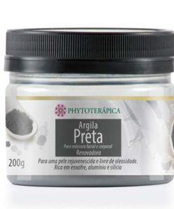 argila preta 200g phytoterapica