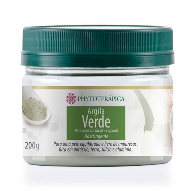 argila verde 200 phytotrerapica