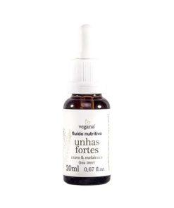 Fluido Nutritivo Unhas Fortes - 20ml vegana wnf