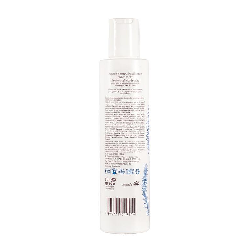 shampoo raízes fortes