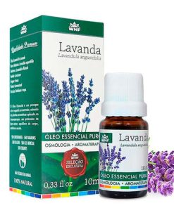 óleo essencial lavanda francesa wnf 10ml
