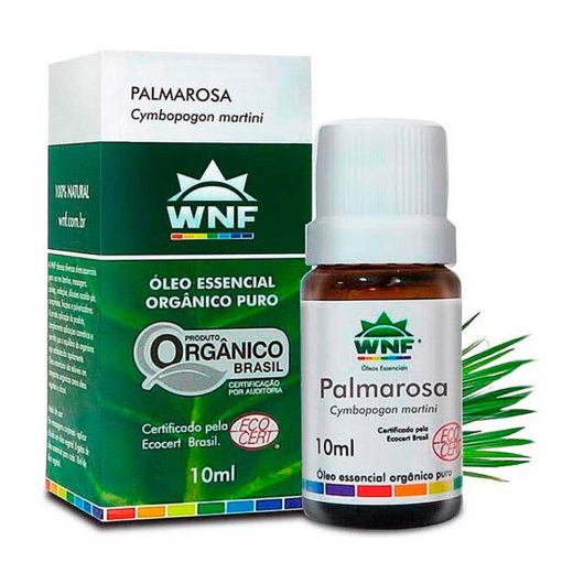 óleo essencial palmarosa wnf