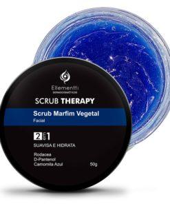 Esfoliante Aroma Therapy Scrub Marfim Vegetal 50g