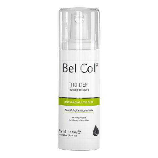 tri def mousse Anti acne Bel Col antiacne