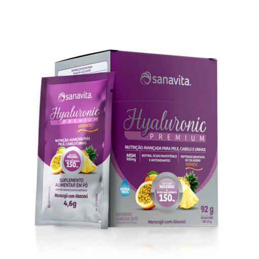 hyaluronic premium verisol maracuja abacaxi