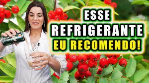 EXISTE REFRIGERANTE COM 100% DE INGREDIENTES NATURAIS !