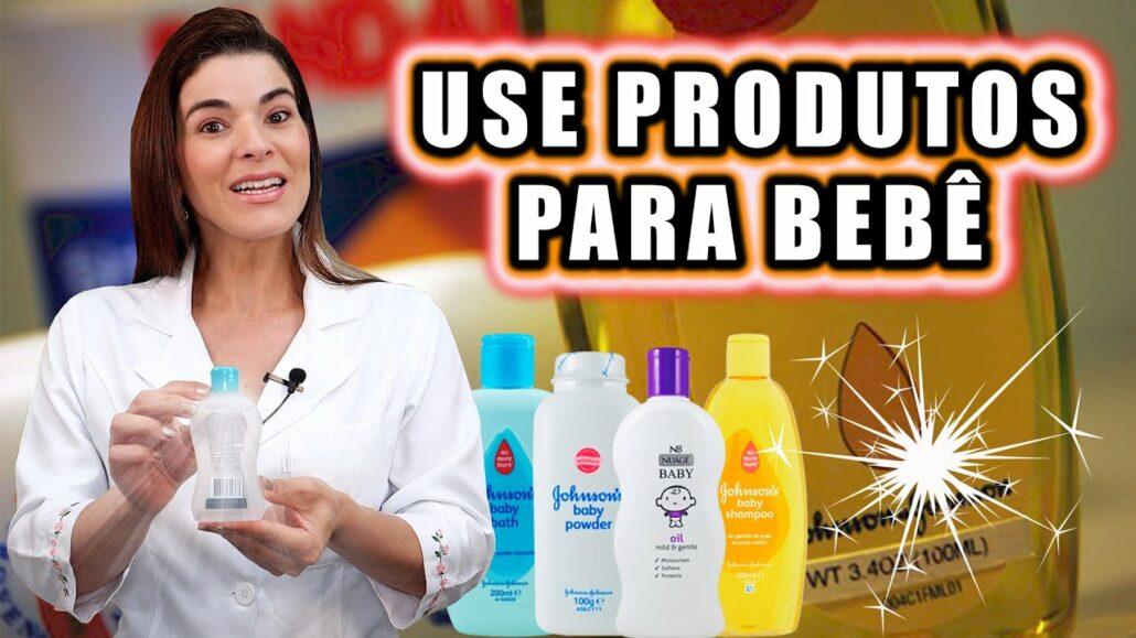 Fique com PELE DE BEBÊ usando Produtos para Bebê Corretamente !