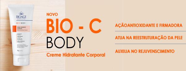 Creme Hidratante Bio C Body