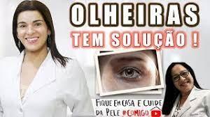 Trate e Acabe com as OLHEIRAS #FiqueEmCasa e Cuide da Pele #Comigo