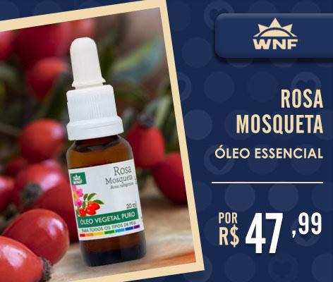 óleo essencial de rosa mosqueta