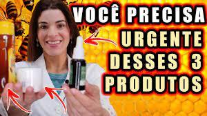 CONSUMA e USE na PELE esses PODEROSOS Produtos: Própolis , Geléia Real e Mel