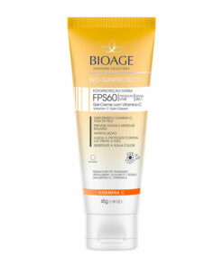 Protetor Solar Vitamina C Bio-Sunprotect Gel-Creme FPS60 - 45g bio age